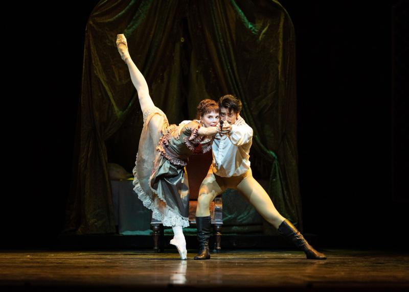BWW Review: THE ROYAL BALLET'S MAYERLING, AN EPIC THEATRICAL EXPERIENCE at LA Music Center