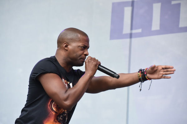 Photo Coverage: BE MORE CHILL, KING KONG & More Hit The Stage At BROADWAY IN BRYANT PARK