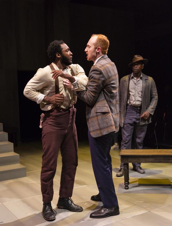 Photo Flash: The Acting Company Present NATIVE SON
