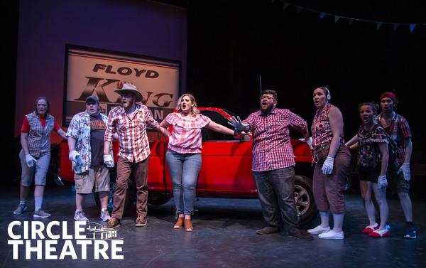 Photo Flash: HANDS ON A HARDBODY At Circle Theatre