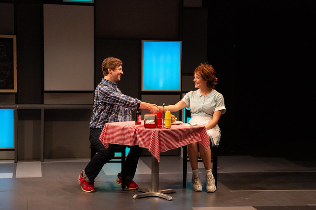 BWW Review: TIME FLIES AND OTHER COMEDIES at Barrington Stage Company Demonstrates That When You're Having Fun, Time Does Indeed Fly.