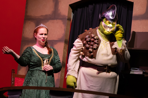 Photo Coverage: First look at Hilliard Arts Council's SHREK THE MUSICAL