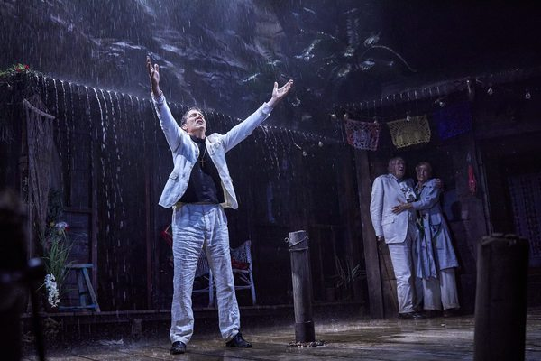 Photo Flash: Clive Owen, Anna Gunn Star in THE NIGHT OF THE IGUANA