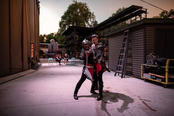 Exclusive: Go Behind The Scenes Of The Muny's CINDERELLA With Mikaela Bennett, Jason Gotay, Ashley Brown & More!