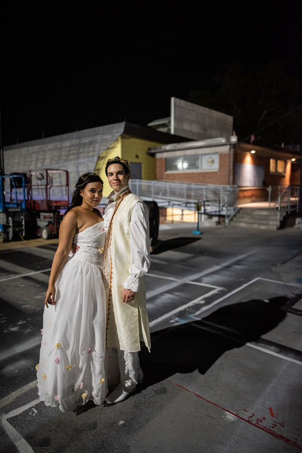 Mikaela Bennett, Jason Gotay Photo