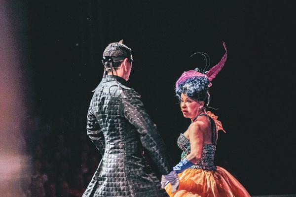 Jason Gotay and Jennifer Cody