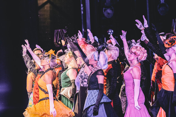 Exclusive: Go Behind The Scenes Of The Muny's CINDERELLA With