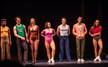 BWW Review: A CHORUS LINE at Music Theatre Wichita, A ten for dancing!