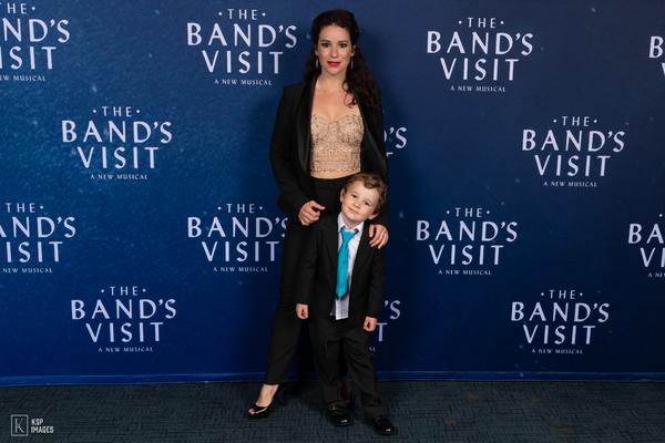 Chilina Kennedy & son Photo