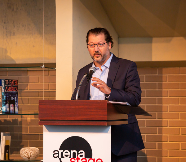 Photo Flash: Inside Arena Stage's Reading of the Mueller Report Volume II
