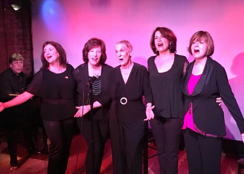 BWW Feature: With the Help of a Village, MAC and Bistro Winner Meg Flather Brings Her Career Full Circle With A CABARET SISTERHOOD