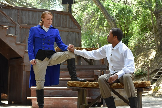 BWW Feature: Summer Shakespeare Spotlight. What to See Now!