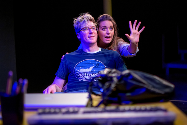 Eddie Rothermel and Katelyn Wilson