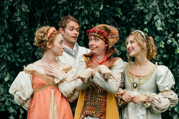 Photo Flash: The Actors Theatre Presents AS YOU LIKE IT