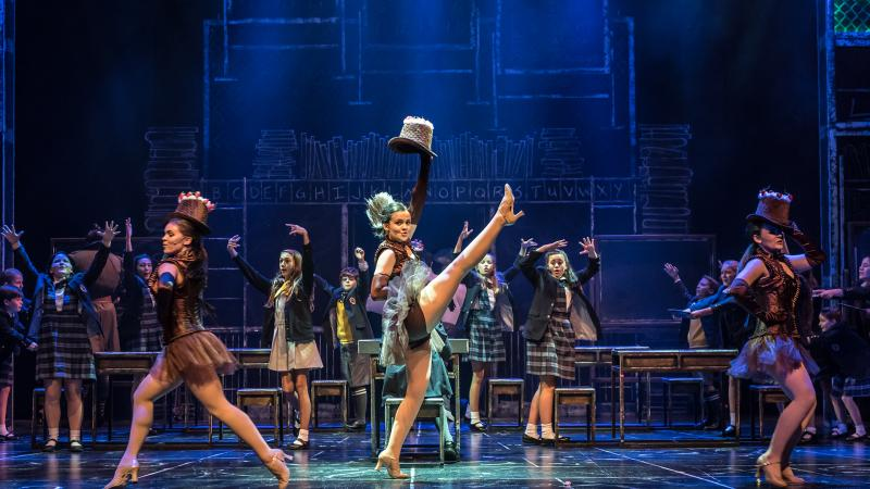 BWW Review: Comical and Stranger Things at Play in MATILDA: THE MUSICAL at Red Mountain Theatre Company