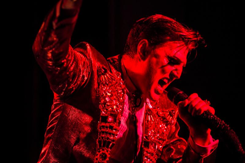 BWW REVIEW: SYDNEY CABARET FESTIVAL: Camp, Clever And Deliciously Dark, REUBEN KAYE Is Intelligent, Electric, And Energetic Cabaret That Knows No Limits.
