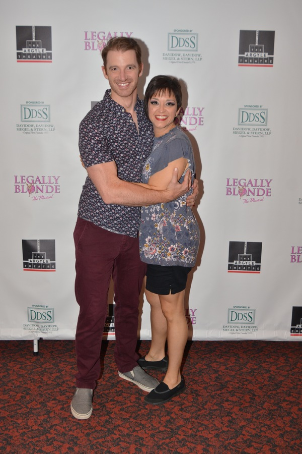 Jamie Farish and Jill Taylor Anthony