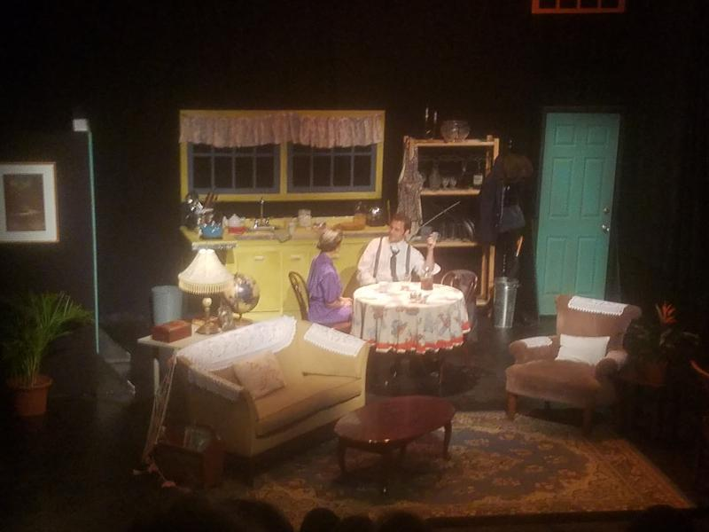 BWW Review: The Wingless Beauty of BIRDS OF PARADISE at Theater For The New City