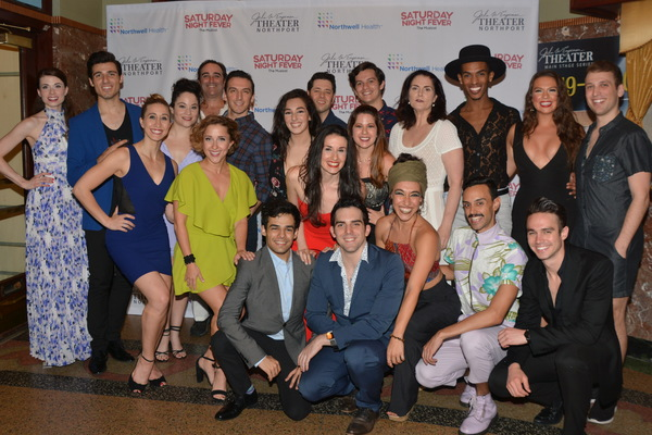 Photo Coverage: The Cast of SATURDAY NIGHT FEVER Celebrates Opening Night