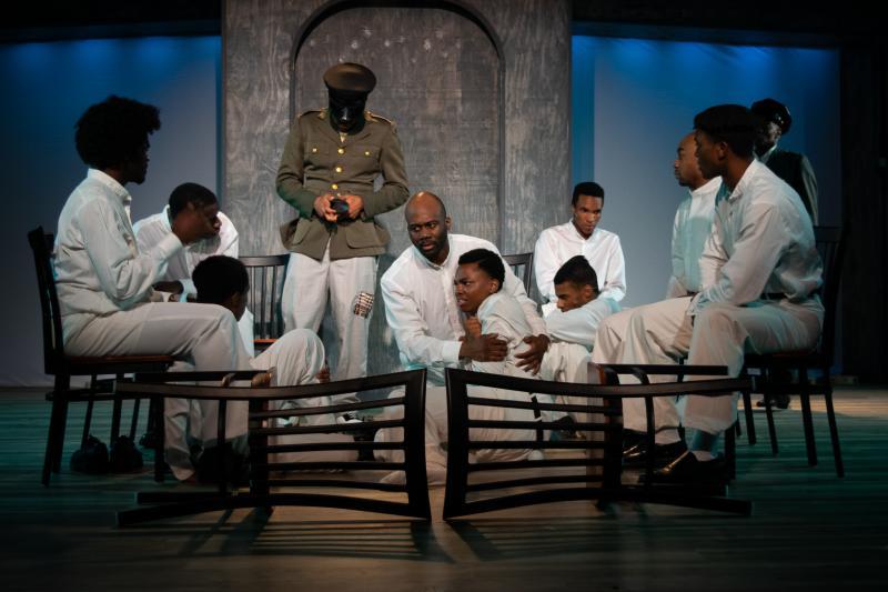 BWW Review: THE SCOTTSBORO BOYS at Playhouse On Park