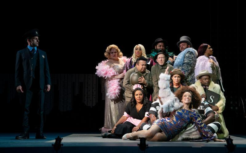 BWW Review: Encores! Off-Center Brings Back Maria Irene Fornes and Rev. Al Carmines' Fresh and Vibrant PROMENADE