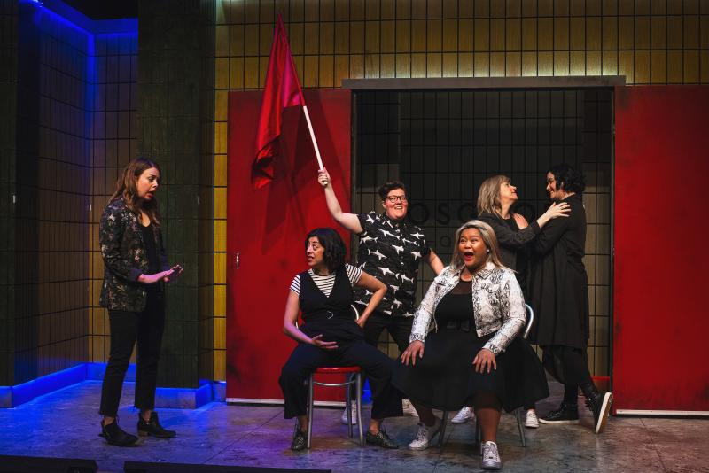 Girls Just Wanna Get Laughs: SHE THE PEOPLE Premieres in Montreal at Just For Laughs