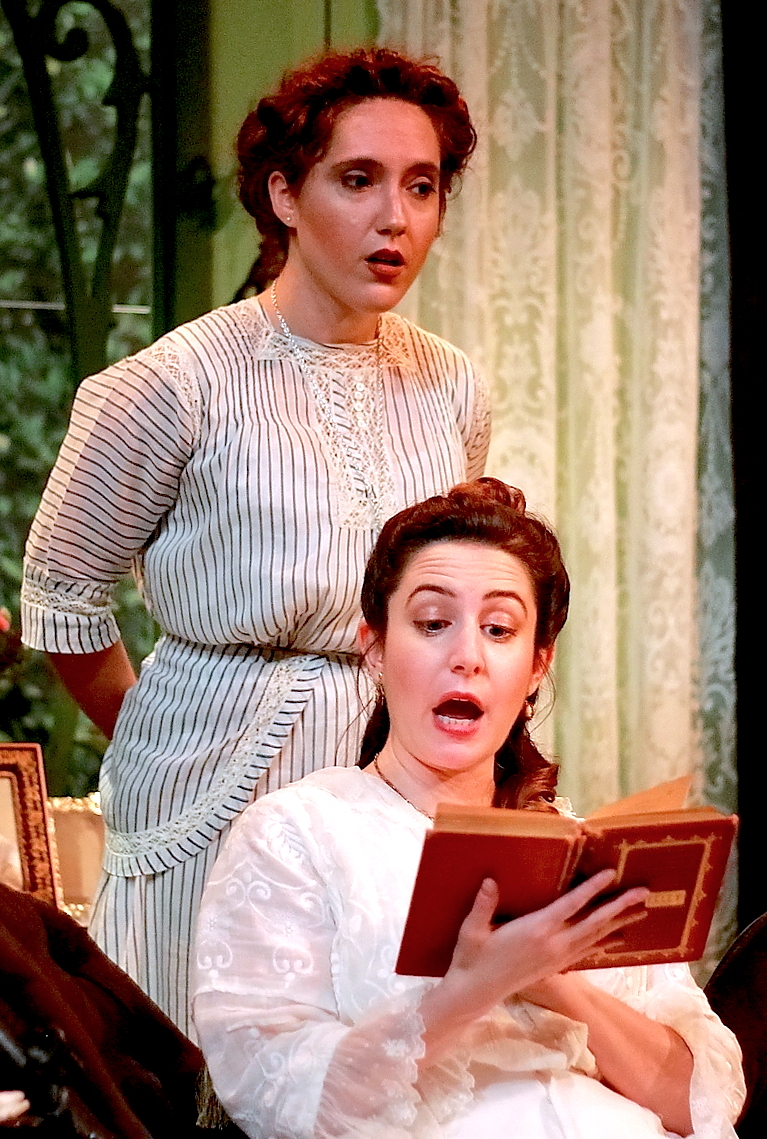 BWW Review: THE MOLLUSC at Quotidian Theatre Company