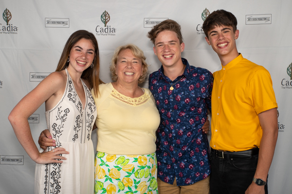 Photo Coverage: Inside the Screening of Cedric Gegel's Movie CADIA: THE WORLD WITHIN