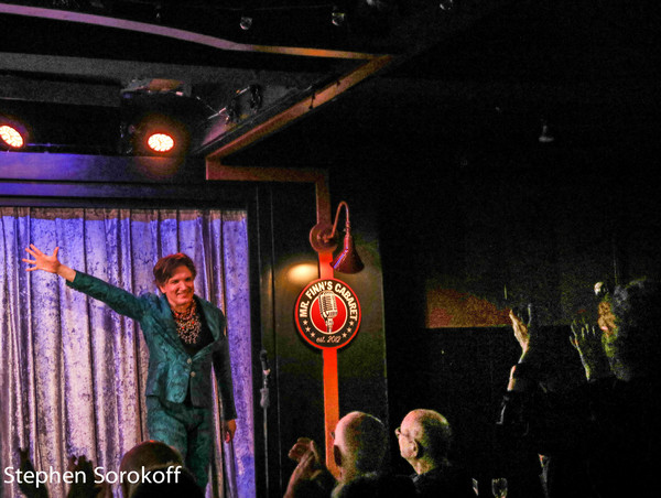 Photo Coverage: Clint Holmes Tributes Nat King Cole at Mr. Finn's Cabaret