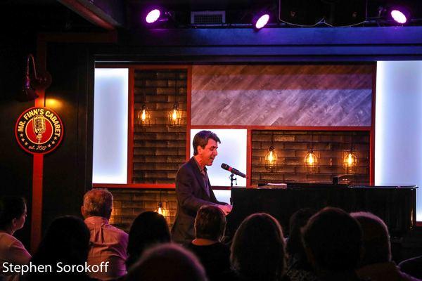 Jason Robert Brown, Mr. Finn's Cabaret