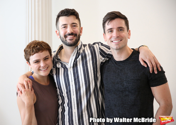 FREEZE FRAME: Meet the Cast of FREDDIE FALLS IN LOVE