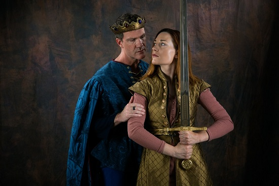 BWW Feature: RICHARD II to close Kingsmen Shakespeare Company's Summer Season