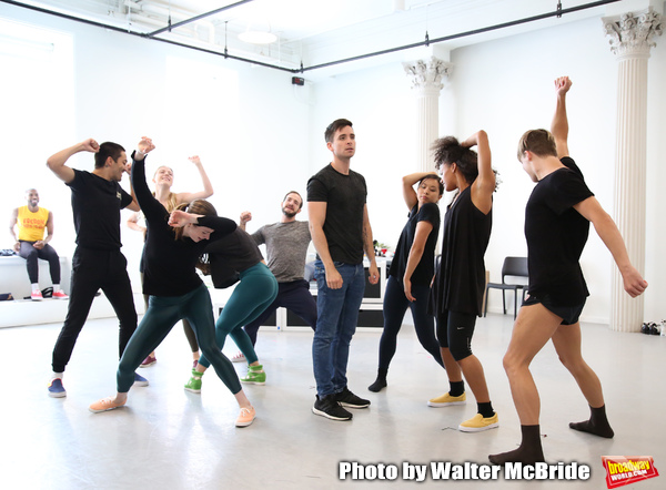 Photos: Matt Doyle And More Share A Peek At FREDDIE FALLS IN LOVE