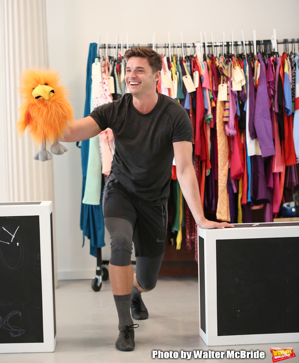 Photo Coverage: Matt Doyle And More Share A Peek At FREDDIE FALLS IN LOVE