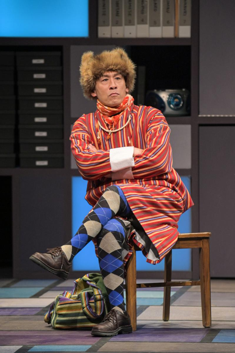 BWW Interview: Francis Jue of THE LANGUAGE ARCHIVE at TheatreWorks Talks about His Unexpected Journey from Sondheim to TheatreWorks to Hwang & Tesori to 'Madam Secretary'