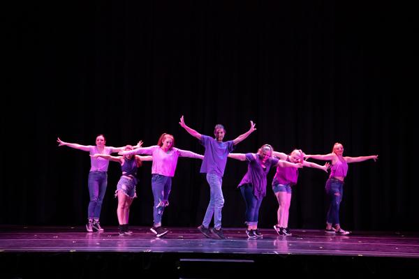 Photo Coverage: Inside New Vision Dance Co.'s FULL BLOOM