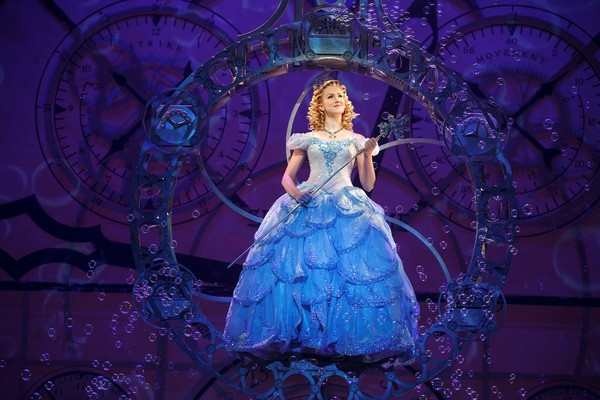 Wicked Production Photo