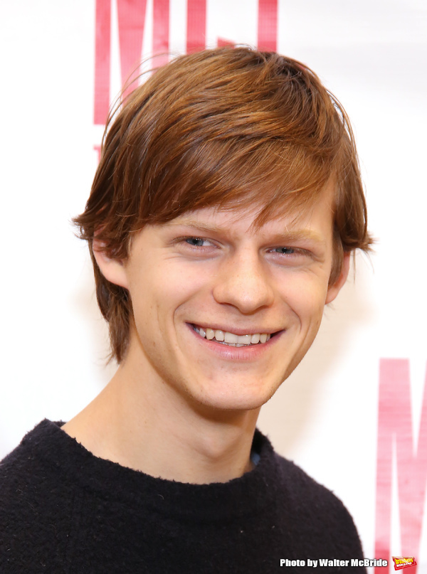 Lucas Hedges Photo