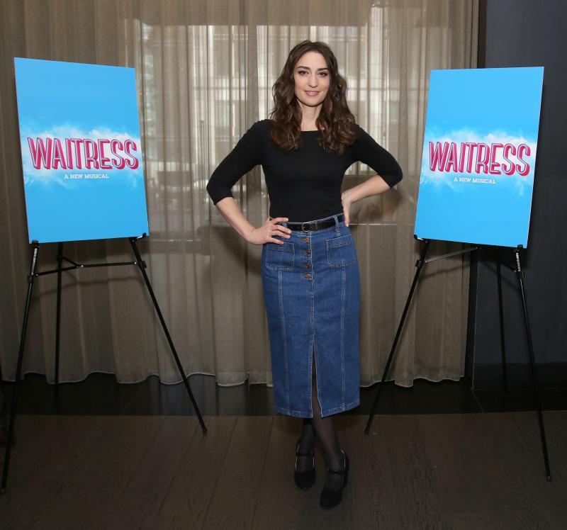 BWW Flashback: WAITRESS Is Closing Up Shop on Broadway