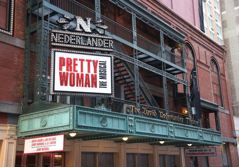 BWW Flashback: PRETTY WOMAN Concludes Broadway Run