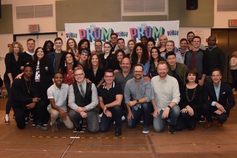BWW Flashback: THE PROM Plays Final Broadway Performance