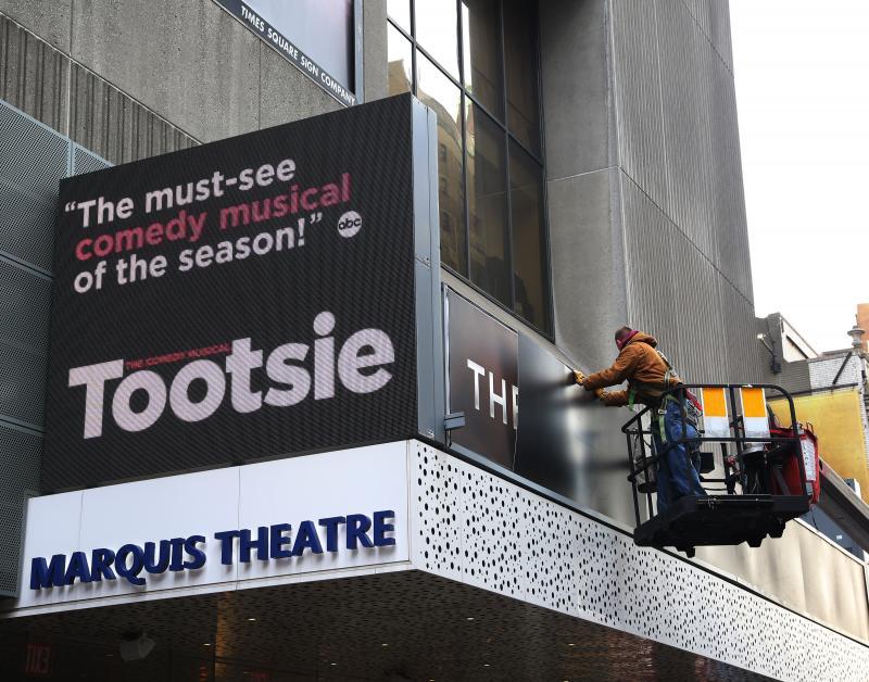 BWW Flashback: TOOTSIE Takes Final Broadway Bow