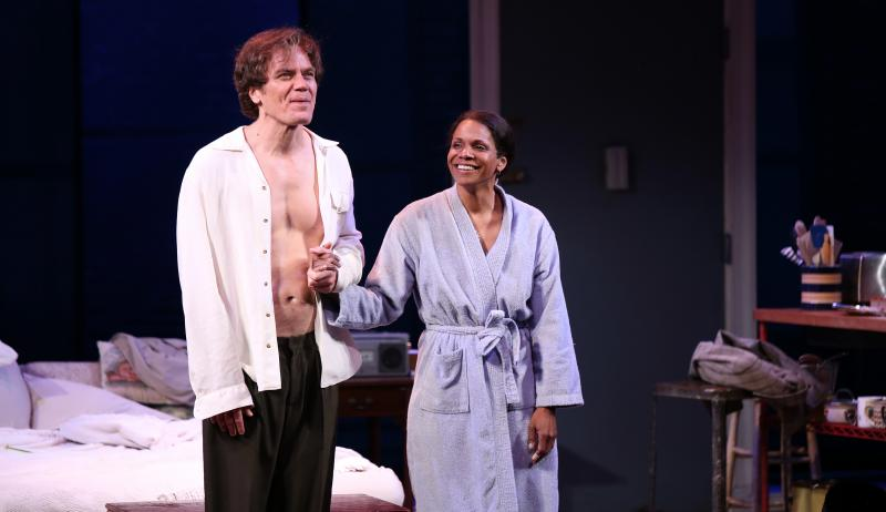 BWW Flashback: FRANKIE & JOHNNY IN THE CLAIR DE LUNE Plays Final Performance Today