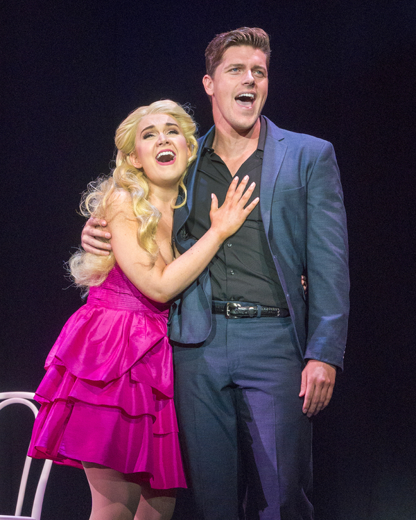 Photo Flash: First Look at LEGALLY BLONDE at The Argyle Theatre