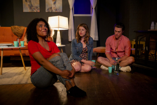 Photo Flash: First Look at NOT EVEN THE GOOD THINGS Opening July 16th At Theatre Row