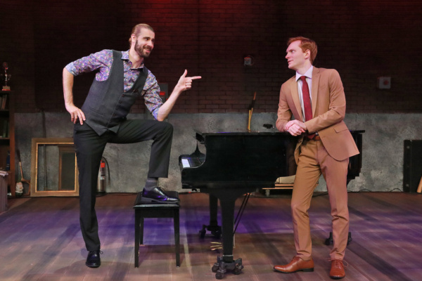 Photo Flash: MURDER FOR TWO Opens This Friday At Actors' Playhouse