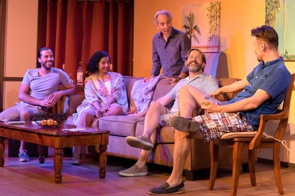 Colbert Alembert, Debi Tinsley, Mark Sande, Kiff Scholl, Greg Ivan Smith
