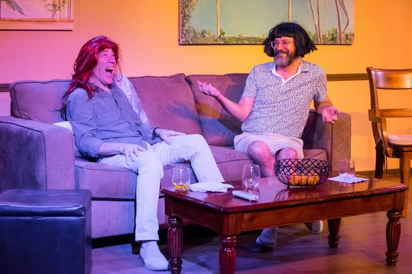 Photo Flash: Secret Rose Theatre Presents The World Premiere of NANCY F***ING REAGAN
