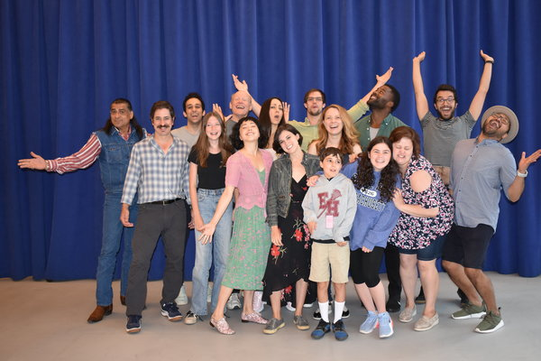 Photo Flash: Broadway's Alexandra Socha Leads ANNIE GET YOUR GUN At Bay Street Theater