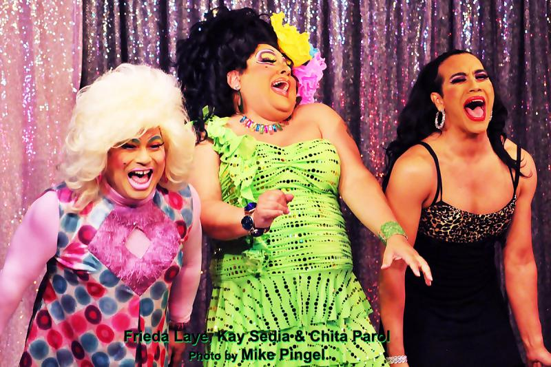 BWW Interview: Chita Parol's Enjoying Letting Her Freak Flag FLY with CHICO'S ANGELS